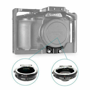 SmallRig Camera Lens Adapter Support for Panasonic Lumix GH5/GH5S Cage 2016