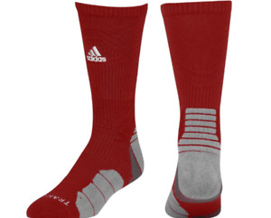 ADIDAS Menace Climalite Traxion Crew Socks Men's sz XL X-Large (12-16)