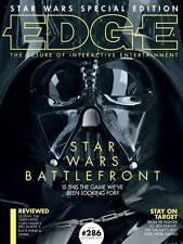 EDGE Magazine # 286 December 2015 STARS WARS SPECIAL EDITION NEW