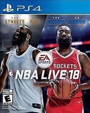 Nba Live 18: The One Edition Video Game 014633733839
