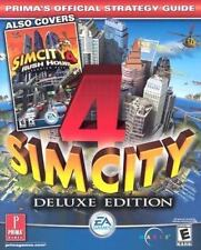 SimCity 4: Deluxe Edition (also Covers Rush Hour Expansion) (Prima's Official St