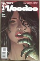 Voodoo #1-2011 vf+ 8.5 DC Comics 1st Standard Cover New 52 Ron Marz Sami Basri