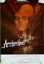 Apocalypse Now Original U.S. One Sheet Movie Poster Flat NM New