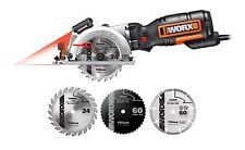 WORX WX427 XL 710W 45MM Compact Circular Saw