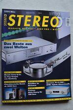 Stéréo 3/15, ELAC FS 267, kudos x3, Tannoy revoulution XT 8 F. Reed Muse 3 C, aufio