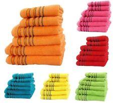 Modern Striped Unbranded Bath Towels