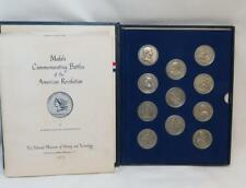 US Coins 1973 America's First Medals Collection consisting of 11 Medals