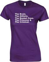 The Breakfast Club, Ladies Printed T-Shirt