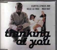Curtis Lynch-Thinking Of You cd maxi single