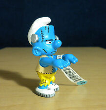 Smurfs Frankenstein Halloween Smurf Figure Germany Vintage Toy Figurine 20546