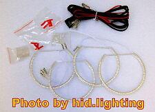 High Power 57 SMD LED Halo Ring Angel eye BMW 3 5 7 series E36 E38 E39 E46 White