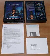 Amiga:  NEVERMIND  - PSYGNOSIS 1989