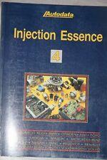 LIVRE TECHNIQUE AUTODATA Injection essence 4  -  1996