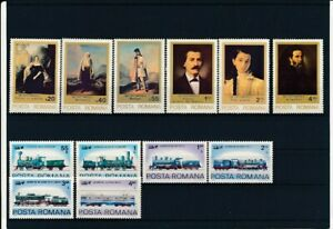 D195830(1) Romania 1979 Nice selection of MNH stamps