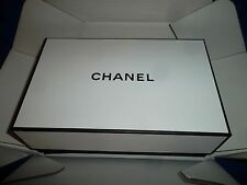 "CHANEL KEEPSAKE GIFT BOX WITH TISSUE 8 1/2"" X 5 1/4"" X 3"""