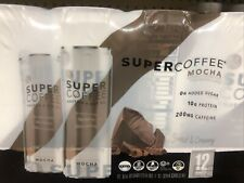 MOCHA SUPER COFFEE (12pk) As Seen On TV