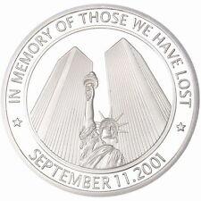 Silber Silberbarren Silver Gedenkmünze zum 9.11 9/11 nine eleven Ground Zero