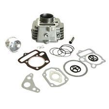 Cylinder Piston Gasket Rebuilt Kit Fit LIFAN Engine 125cc Pit Dirt Bike 52.4mm+