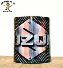 Retro Suzuki Oil Can Mug Car Motorcycle Mechanic Tea Coffee Mug
