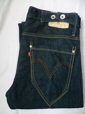 Levi's 503 Para Hombre Suelto Jeans de pierna recta W32 L32 Strauss Azul levf200
