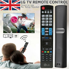 GENUINE LG TV Remote Control Infrared Wireless for All LG 3D 4K LCD LED Smart TV