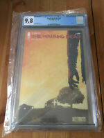 The Walking Dead #193 CGC 9.8 1st Print Final Issue Image Skybound Comics TWD