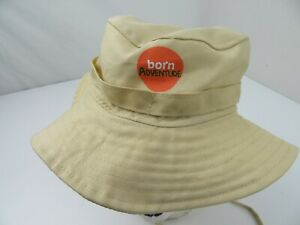 Born Adventure Baby Bucket Cap Hat