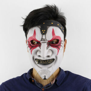Jim Root Mask Latex Faceshell Replica Fancy Party Props Halloween Jester James