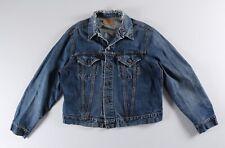 Levi's True Vintage 1960s 557 BIG E Type 3 Trucker Jacket Size 50