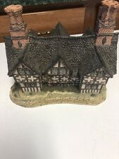 David Winter Cottages Queen Elizabeth Slept Here