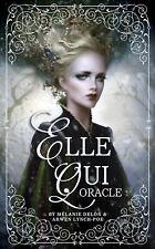 Elle Qui Oracle Deck Card Set divination fortune telling tarot cards