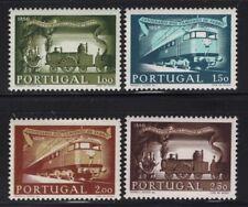 Portugal 1956 Railways set Sc# 818-21 mint