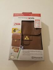 NINTENDO LEGEND OF ZELDA 3DS TRAVEL POUCH WITH STYLUS