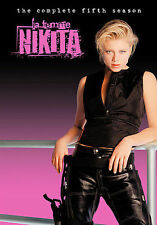 La Femme Nikita - The Complete Fifth Season (DVD, 2006, 3-Disc Set, Copy Protected)