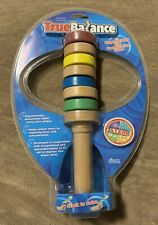 Kids True Balance Game Toy Coordination Stem Learning Wooden Hand-Held