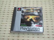 Command & Conquer Der Tiberiumkonflikt für Playstation 1 PS1 PS 1 PSone *OVP*