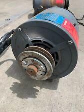 Washer Extractor Motor For Unimac Uw35p4 4sp 3ph Pn 220304 Used