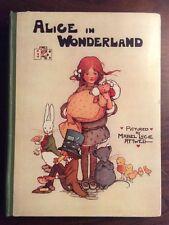 Alice In Wonderland (Undated, Hardcover) Lewis Carroll PreOwnedBook.com