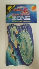 Star Trek The Next Generation Glow Zone U.S.S. Enterprise wall sticker NIP