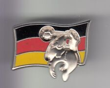 RARE PINS PIN'S ..  FOOTBALL SOCCER WORLD CUP FRANCE 98 ALLEMAGNE ARTHUS B. ~DY