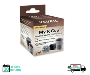 My K-Cup MultiStream Technology Universal Reusable Filter For KEURIG Brewers