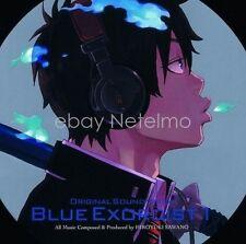 New 1199 Blue Exorcist Ao no Exorcist 1 Original Soundtrack CD Music Songs Anime