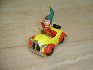 Vintage 1970s Corgi Toys 804 Noddy's Car  LOVELY CONDITION