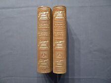 Buch, Eduard Stucken, Die weissen Götter, 2 Bände Halbleder, DBG 1931