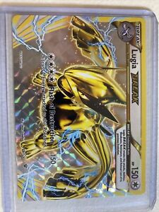 2016 Pokemon XY Fates Collide Lugia BREAK 79/124