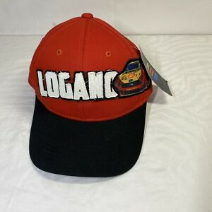 Joey Logano #22 NASCAR Red Hat Adjustable Cap Youth One Size New