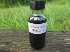 Black Cat Oil ~ Witchcraft Potion ~ Witchcraft Oil ~ Spell Oil ~ Witchcraft Supp