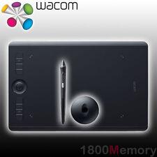 Wacom Intuos Professional Pro Pen 2 Bluetooth Wireless Medium Tablet PTH-660 USB