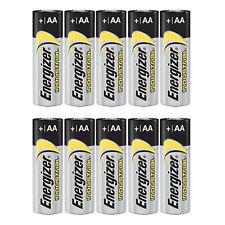 5+5=10  Energizer Industrial AA Alkaline Battery 1.5V MN1500 LR6 MIGNON STILO
