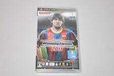 World Soccer Winning Eleven 2011 Japan Sony PSP game